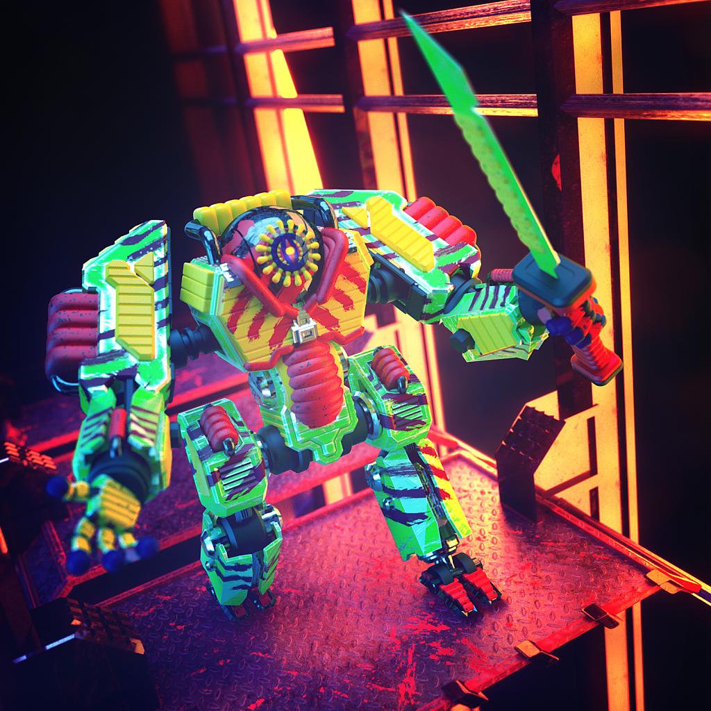 Jurassic Bot
