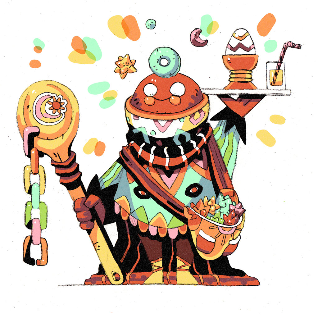 Breakfast Wizard
