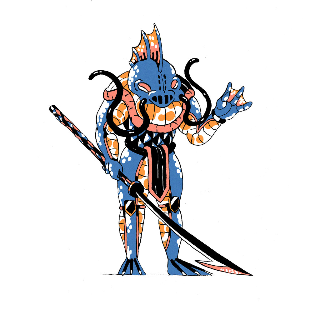 Koi Knight