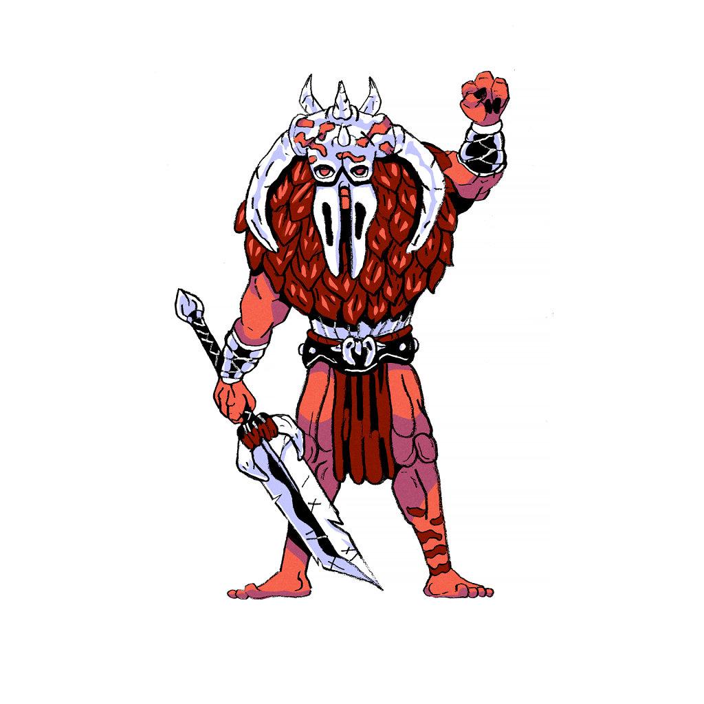 Brute Ox Knight