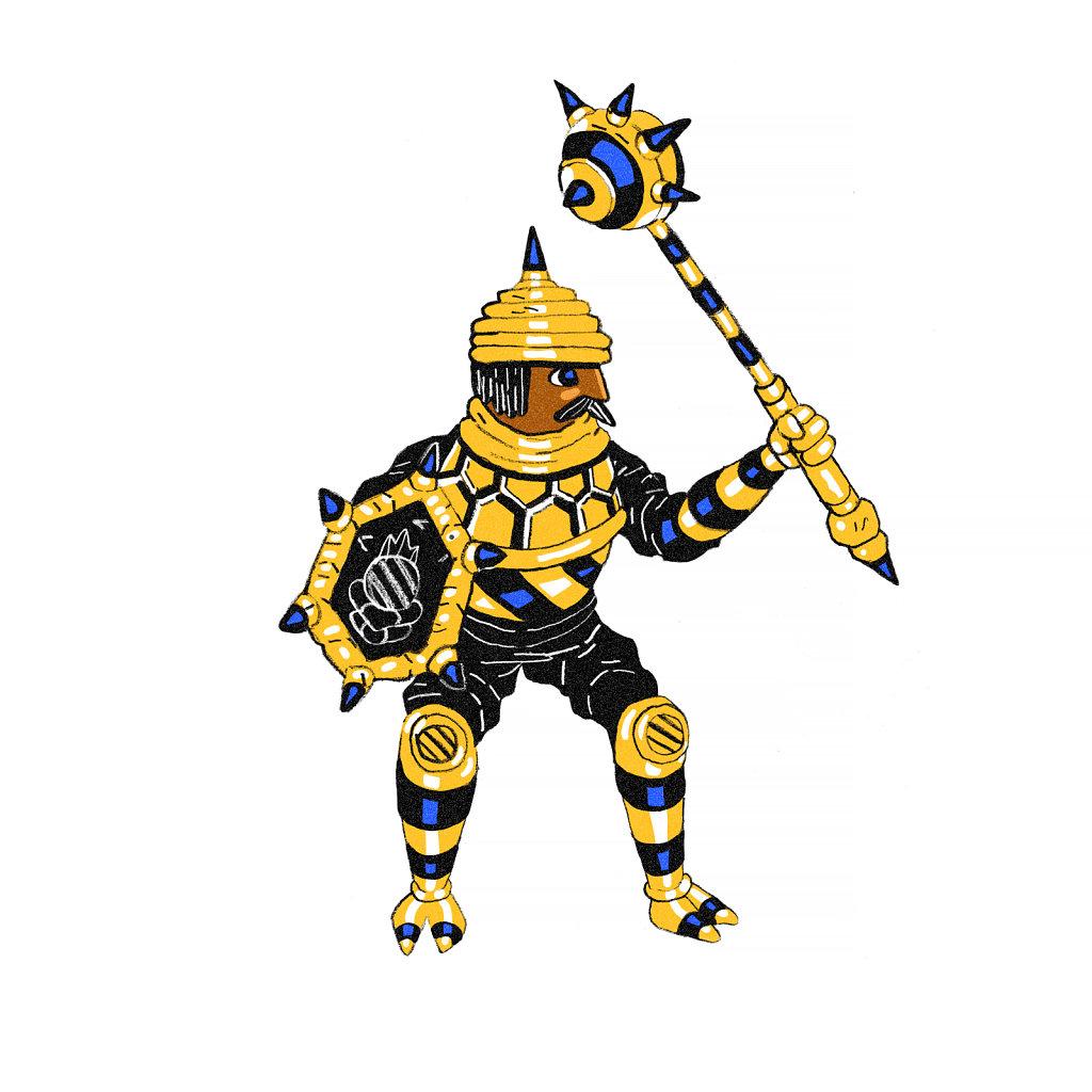 Honey Knight