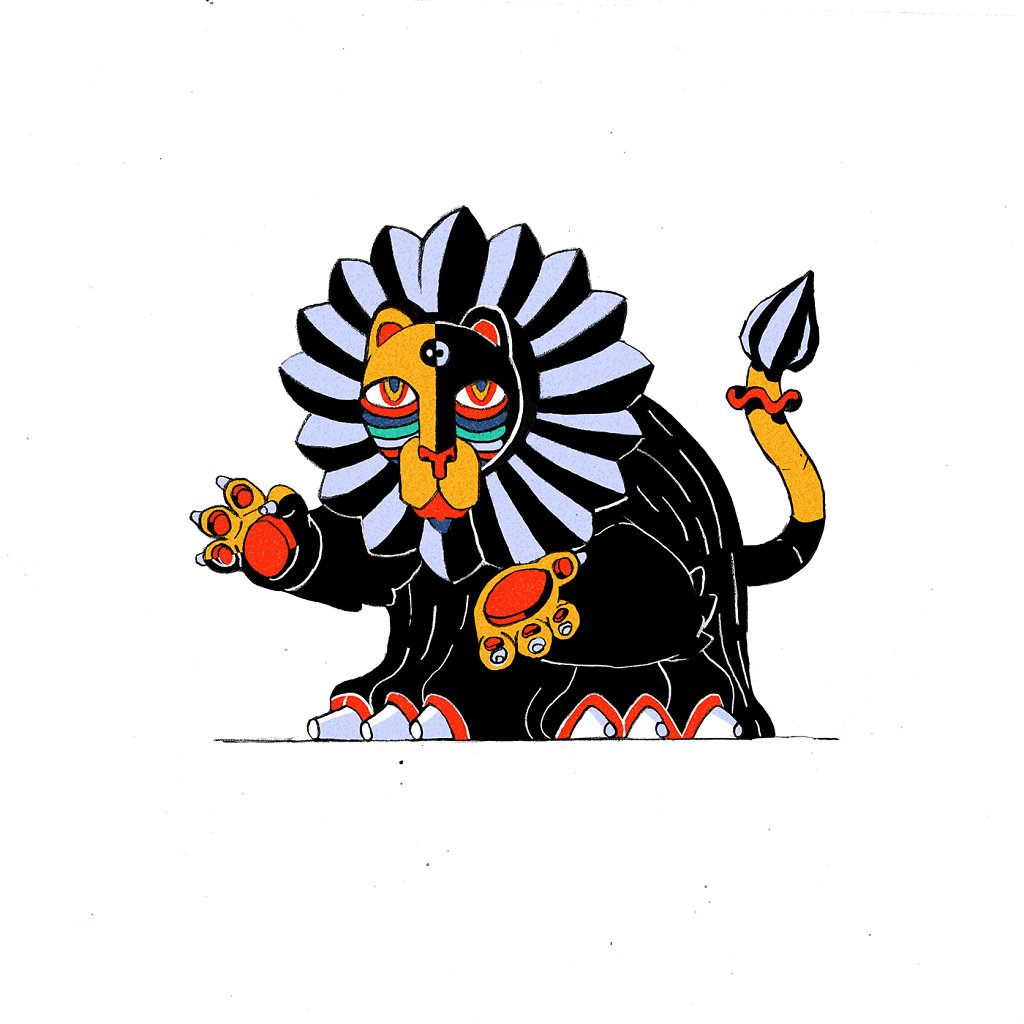 People Pleaser Lion Wizard