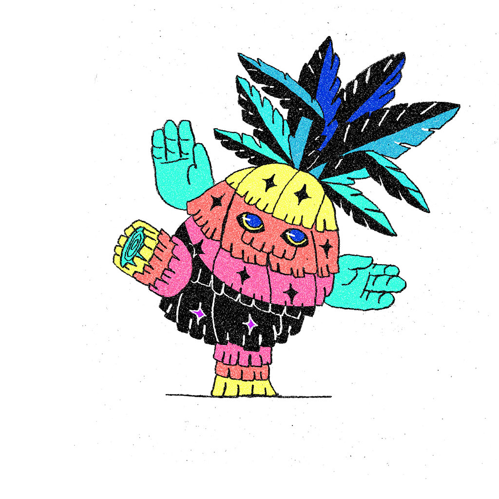 Pineapple Pinata Wizard