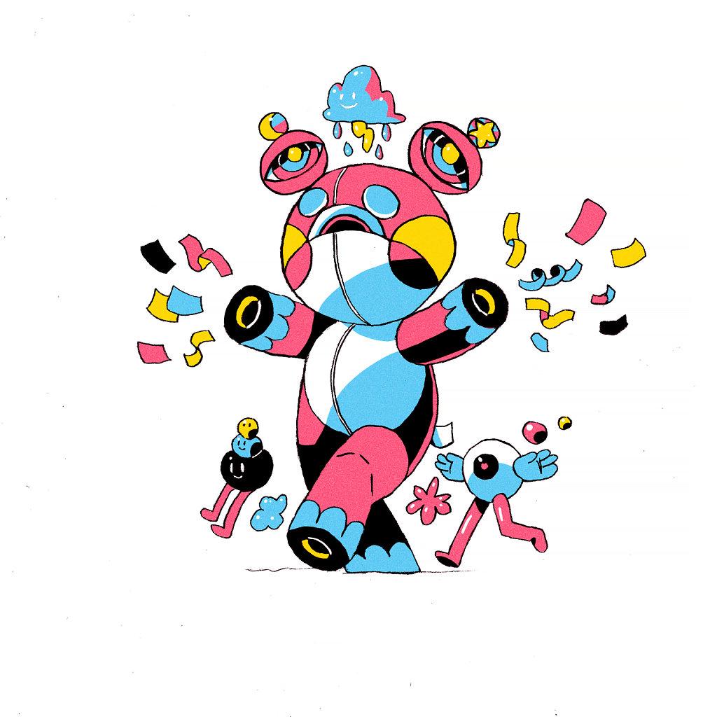 Japanese Mascot Wizard